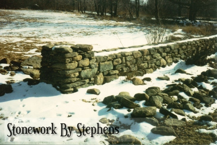 Wall Renovated 1989